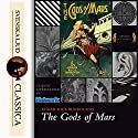 The Gods of Mars (The Barsoom Series 2) Audiobook by Edgar Rice Burroughs Narrated by J. D. Weber
