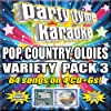 Party Tyme Karaoke: Variety Pack 3