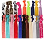 No Crease Hair Ties 20 Pack By Kenz L...
