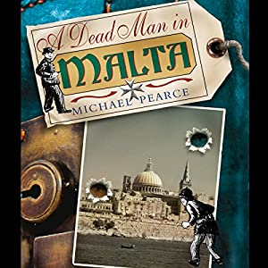 A Dead Man in Malta | [Michael Pearce]