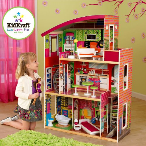 KidKraft Designer Dollhouse with Furniture