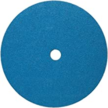 Norton Norzon Plus F826 Abrasive Disc, Fiber Backing, Zirconia Alumina