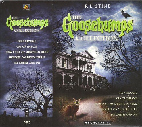 Goosebumps Collection (DVD - 2010)