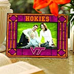 Art Glass Frame - Virginia Tech