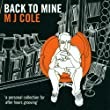 Back to Mine - MJ Cole