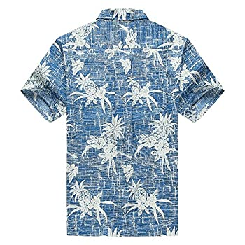 Men's Hawaiian Shirt Aloha Shirt in NEW CLASSIC DESIGN