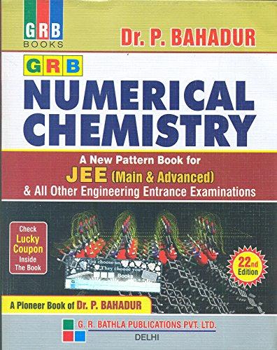Numerical Chemistry 22/e