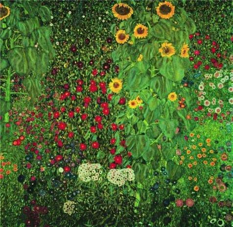 oil-painting-farm-garden-with-sunflowers-c1912-8-x-8-inch-20-x-21-cm-on-high-definition-hd-canvas-pr