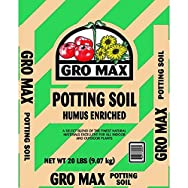 GROMAX LLC052050Gro Max Potting Soil-20LB POTTING SOIL