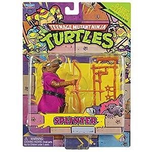 Teenage Mutant Ninja Turtles Classics Splinter Action Figure