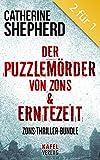 Image de Der Puzzlemörder von Zons & Erntezeit: Zons-Thriller- (Bundle)