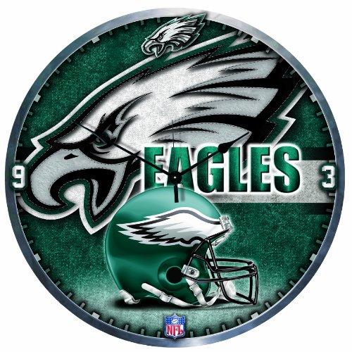Wincraft Philadelphia Eagles High Definition 18 inch Clock