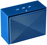 AmazonBasics Mini Portable Bluetooth Speaker - Blue