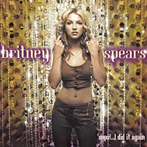 Every Britney Spears Album and Single Cover Ever photo 7