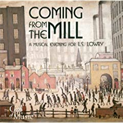 Bach, J.S.: Prelude and Fugue, Bwv 566 / Air On A G String / Brahms, J.: Intermezzo in A Major (Coming To the Mill - A Musical Evening for L.S. Lowry)