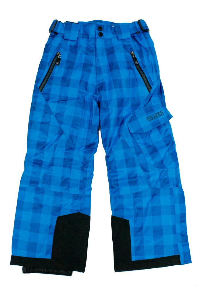 Killtec Semsi Junior Checker - Skihose Kinder