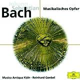 J. S. Bach: Musikalisches Opfer BWV 1079; Sonata No. 2 in Es BWV 1031 für Flöte und Cembalo; Sonate Nr. 3 in E BWV 1035 für Flöte und Basso Continuo (Eloquence)