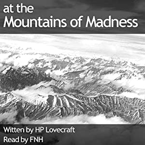 At the Mountains of Madness Hörbuch