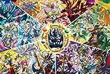 1000ピース ジグソーパズル PUZZLE&DRAGONS 竜と神の世界 (50x75cm)
