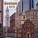 Boston Massachusetts Calendar 2016