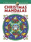 Creative Haven Christmas Mandalas (Creative Haven Coloring Books)