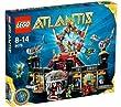Lego Atlantis 8078 - Gro�e Haifestung
