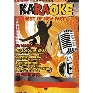 Karaoke-Best Of NDW Party