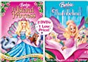 Barbie As the Island Princess &amp; Thumbelina