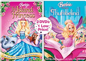 Barbie As the Island Princess & Thumbelina