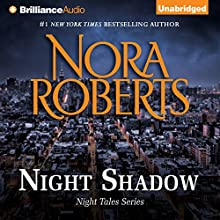 Night Shadow (       UNABRIDGED) by Nora Roberts Narrated by Kate Rudd