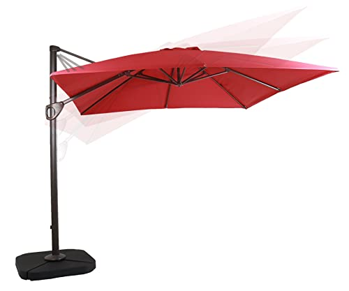 Offset Hanging Umbrella