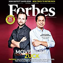 Forbes, October 20, 2014  by Forbes Narrated by Ken Borgers