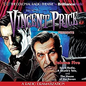 Vincent Price Presents, Volume Five Radio/TV Program
