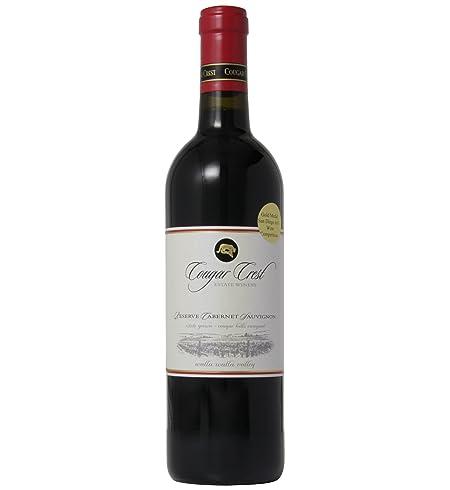 2007 cougar crest reserve cabernet sauvignon walla walla