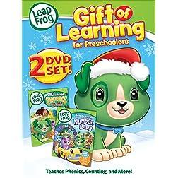 Leapfrog: Gift of Learning for Preschool - DVD + Digital