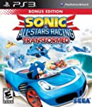 Sonic and Allstars Racing Transformed...
