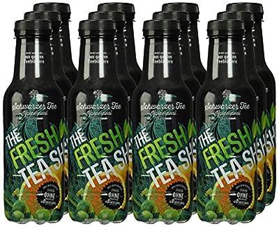 Fresh Tea Schwarzer Tee Kalamansi PET, 12er Pack (12 x 500 ml) von Fresh Tea - Gewürze Shop