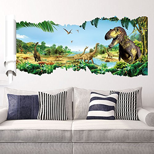 emiracleze-christmas-gift-holiday-shopping-jurassic-park-dinosaur-river-forest-tree-removable-mural-