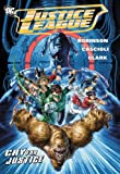 img - for Justice League: Cry for Justice (Jla (Justice League of America) (Graphic Novels)) book / textbook / text book