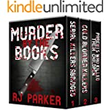 Murder By The Books: 3 in 1 Boxed Set - 944 Pages