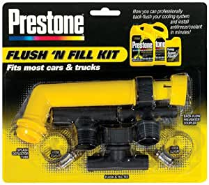 Prestone AF-KIT Flush 'N Fill Kit