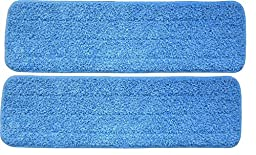 Refill Pads for the Microfiber Swivel Mop (2pack)