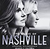 Original Soundtrack: The Music Of Nashville Season 3 Volume 2 CD + 2 Bonus Tracks 2015