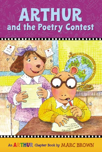 Arthur and the Poetry Contest: An Arthur Chapter Book (Arthur Chapter Books)