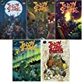 Teddy Scares TS_Vol_1-5 Graphic Novel Set -Volumes 1-5