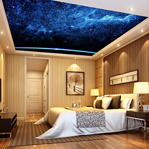 feis-stereoscopic-3d-personality-hotel-ktv-wallpaper-cosmic-cloud-ceiling-painted-ceiling-space-star