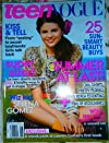 Teen Vogue June/July 2009 Selena Gomez