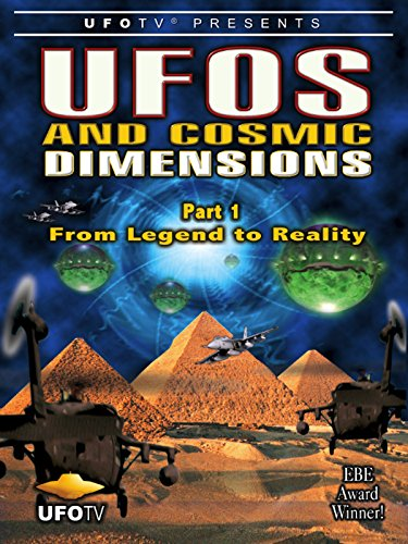 UFOs and Cosmic Dimensions