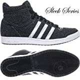 Adidas TOP TEN Hi Sleek Black