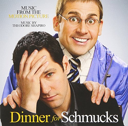 Theodore Shapiro - Dinner For Schmucks - Zortam Music